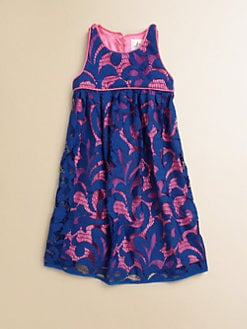 Milly Minis - Girl's Magnolia Lace Dress