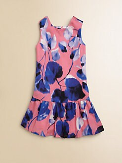 Milly Minis - Girl's Ivy Print Dress