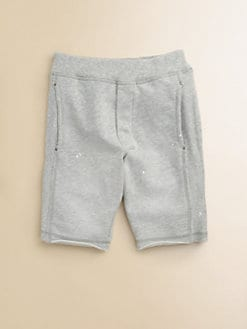 Diesel - Boy's Logo Sweat Shorts