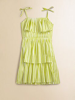 Marni - Girl's Striped Sundress
