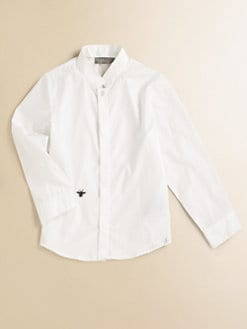 Dior - Boy's Reverise Vestiaire Dress Shirt
