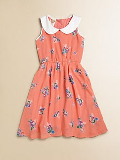 Kiddo - Girl's Floral Dress