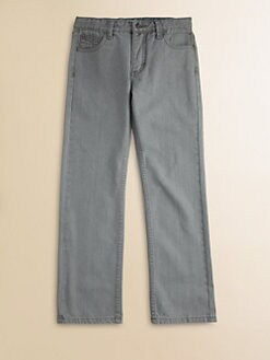 DKNY - Boy's Straight Cut Jeans