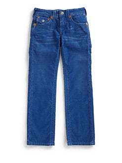 True Religion - Boy's Jack Corduroy Pants