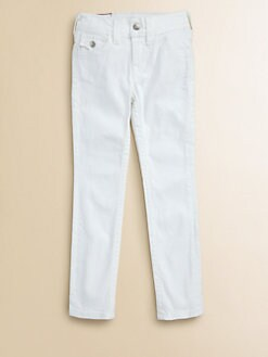 True Religion - Girl's Misty Overdye Jeggings