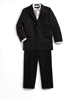 Joseph Abboud - Toddler's & Little Boy's Wool Suit Set