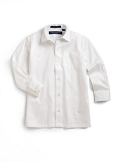 Joseph Abboud - Toddler's & Little Boy's Woven Dress Shirt