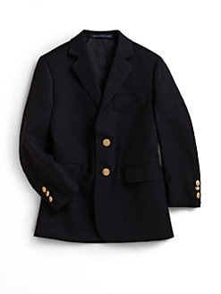 Joseph Abboud - Boy's Wool Blazer