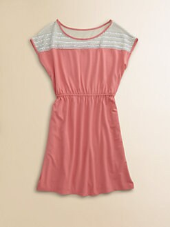 Sally Miller - Girl's Power Mesh Dress