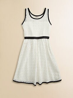 Sally Miller - Girl's Crochet Dress