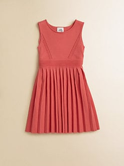 Milly Minis - Girl's Pleated Courtney Dress