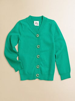 Milly Minis - Girl's Knit Cardigan