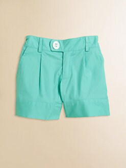 Milly Minis - Girl's Mentino Bow Pocket Shorts