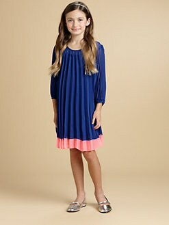 Ella Girl - Girl's Pleated Dress