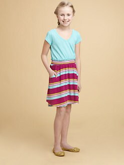 Splendid - Girl's Striped Dress