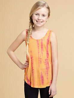 Splendid - Girl's Tie Dye Tank Top