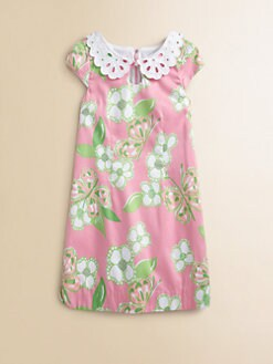 Lilly Pulitzer Kids - Girl's Mini Nicci Dress