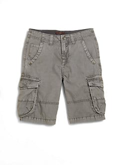 7 For All Mankind - Boy's Cargo Shorts