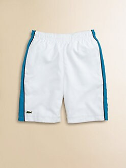 Lacoste - Boy's Andy Roddick Taffeta Tennis Shorts