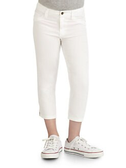 KC Parker - Girl's Twill Capri Pants