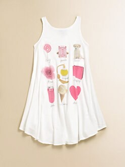 Wildfox Kids - Girl's Cassidy Cotton Dress
