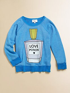 Wildfox Kids - Girl's Terry Potion Sweatshirt