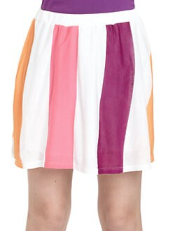 Ella Girl - Girl's Striped Skirt