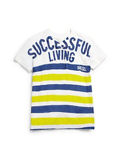 Diesel - Boy's Successful Living Tee