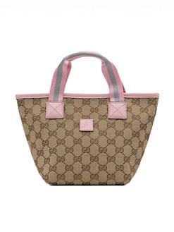 Gucci - Signature Web Handbag