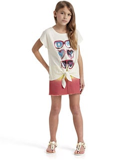 DKNY - Girl's Kiki Shades Top