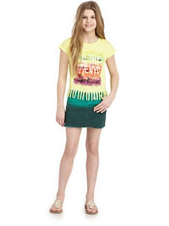 DKNY - Girl's Denise Love Top