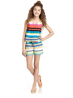 DKNY - Girl's Juanita Romper