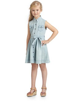 DKNY - Girl's Leslie Dress