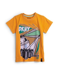 DKNY - Boy's Rack City Tee