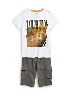 DKNY - Boy's Palologia Tee