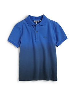 Lacoste - Boy's Dip Dye Piqu&#233; Polo Shirt
