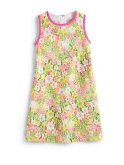 Lilly Pulitzer Kids - Girl's Little Lilly Classic Shift Dress
