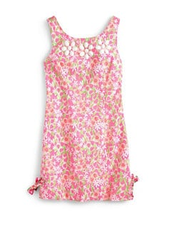 Lilly Pulitzer Kids - Girl's Little Delia Dress