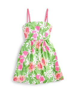Lilly Pulitzer Kids - Girl's Little Lottie Dress