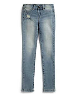 Joe's - Girl's Distressed Denim Leggings