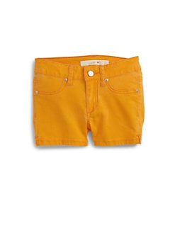 Joe's - Girl's Denim Shorts/Tangerine