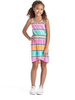 Splendid - Girl's Cabana Stripe Dress