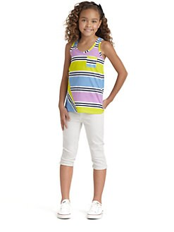 Splendid - Girl's Cabana Stripe Tank Top