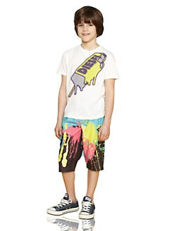 Diesel - Boy's Tosay Ice Cream Tee