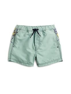 Diesel - Boy's Medos Floral Swim Trunks