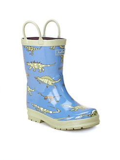 Hatley - Toddler's & Little Boy's Dino Rain Boots