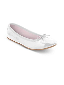 Bloch - Toddler's & Girl's Patent Leather Ballet Flats