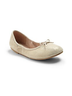 Bloch - Girl's Siretta Leather Ballet Flats