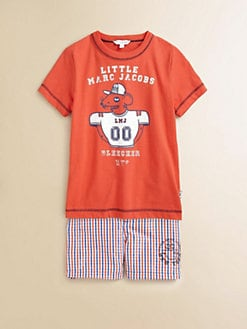 Little Marc Jacobs - Boy's Jersey Tee