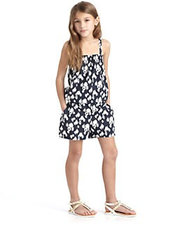 DKNY - Girl's Lanai Romper